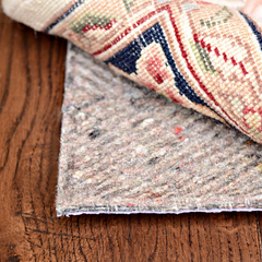 how to use felt rug pad