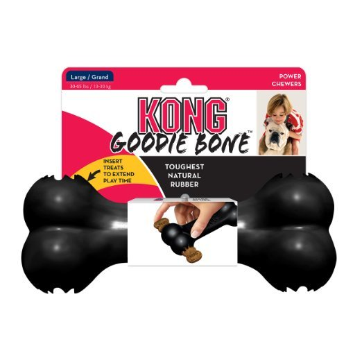 KONG® Goodie Bone™ Treat Dispensing Dog Toy - Metro Pit Trading Co.