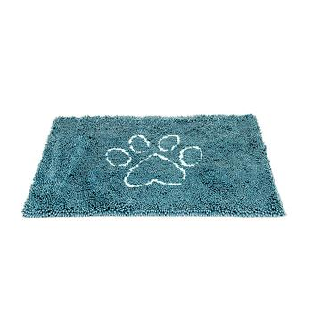 Dirty Dog Doormat - Blue - Metro Pit Trading Co.