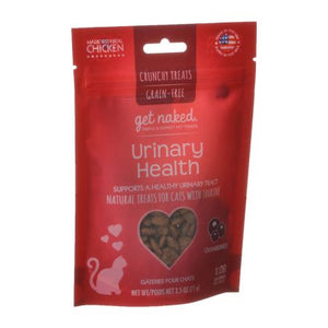 Get Naked Urinary Health Natural Cat Treats - Metro Pit Trading Co.
