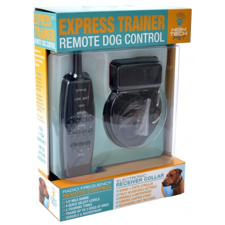 High Tech Pet ET-1 Express Trainer - Metro Pit Trading Co.