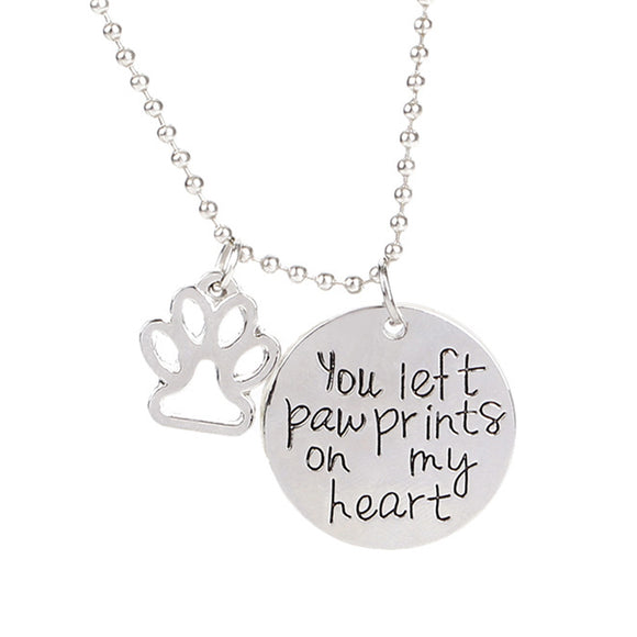Pet Memorial Necklace - Metro Pit Trading Co.
