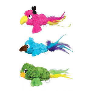 Kong Bird Buzzies - Cat Toy - Metro Pit Trading Co.