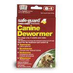 8 in 1 Pet Products Safe-Guard 4 Canine Dewormer - Metro Pit Trading Co.