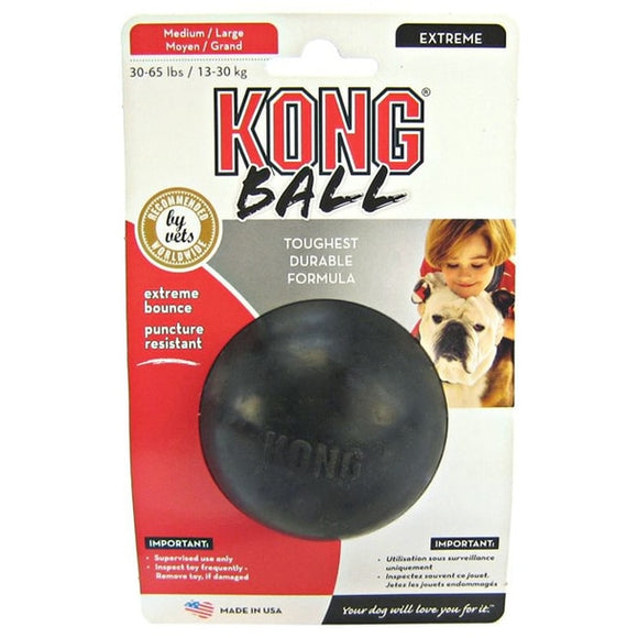 KONG® Extreme Ball Dog Toy - Metro Pit Trading Co.