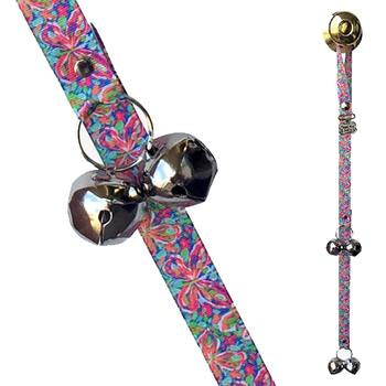 Poochie Bells Fashionable Dog Doorbell - Flight - Metro Pit Trading Co.
