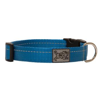 Primary Clip Dog Collar - Cyan - Metro Pit Trading Co.