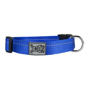 Primary Clip Dog Collar - Royal Blue - Metro Pit Trading Co.