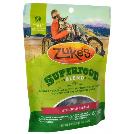 Zukes Superfood Blend with Bold Berries - Metro Pit Trading Co.