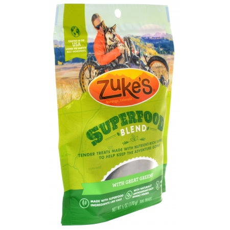 Zukes Superfood Blend with Great Greens - Metro Pit Trading Co.