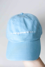 "Load image into Gallery viewer, ""I Am Courageous"" Mirrorwear™ Cap (Blue)"
