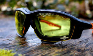 Is ANSI z87+ better than ASTM F803 for sport glasses?