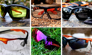 Tinted Safety Glasses - What tint would benefit you the most?