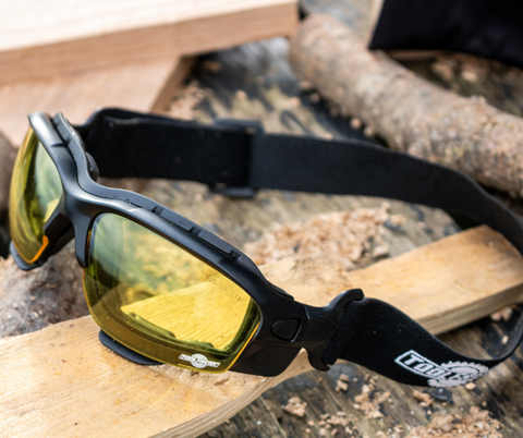 Foam Lined Safety Glasses - Comfort is key, here's why…
