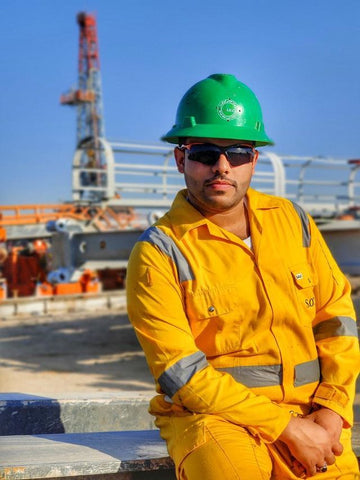 The importance of Safety Eyewear in the Oil & Gas industry!