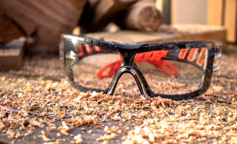 ToolFreak's Top Tips for preventing eye injuries in the workplace! ToolFreak Safety Glasses blog post