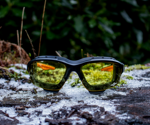Why should I wear Safety Eyewear in the Winter ToolFreak Safety Glasses