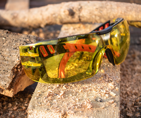 Picking the perfect Lens colour - Selecting suitable Safety Glasses! ToolFreak Blog post