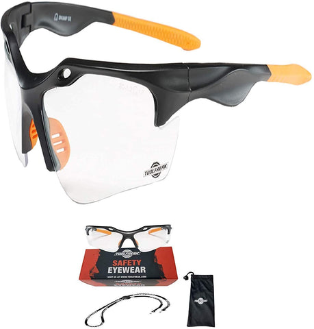 ToolFreak Finisher Protective Eyewear - Clear Lens
