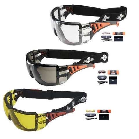 ToolFreak Rip-Out Safety Glasses Mega Bundle