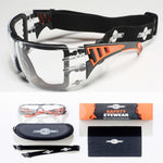 ToolFreak Rip-Out Protective Eyewear- Clear Lens