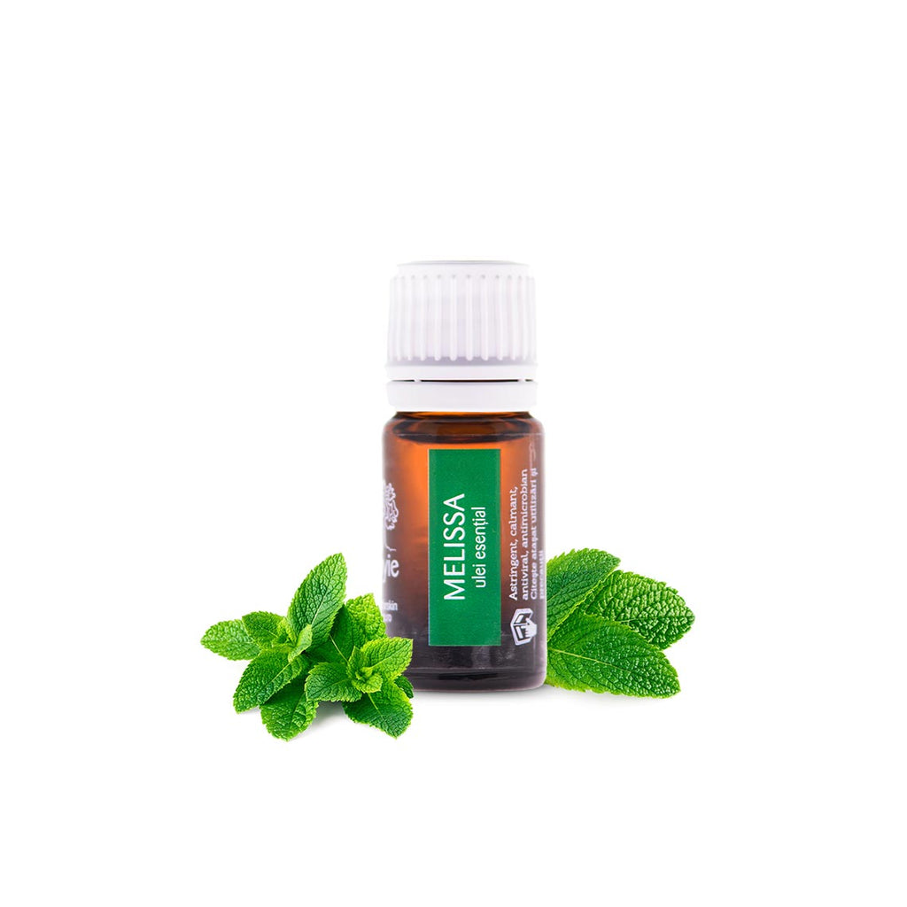 Mayie - Lemon Balm (Melissa) Essential Oil, 100% natural and pure