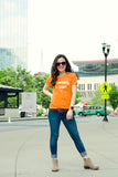 My Favorite Tee - Women's Tee - Orange