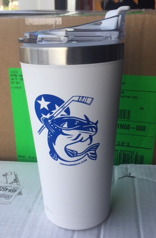 Stanley the Catfish Tumbler -20oz (Small imprint royal)