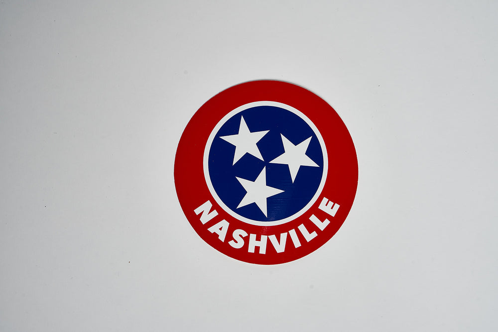 Tri-Star Nashville Decal - 4