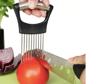 Multifunction Onion Tomato Vegetable, Meat Cutting Aid