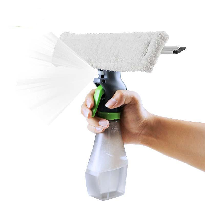 3 In 1 Spray Glass Window Cleaner