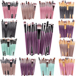 Eye Shadow Foundation Make Up Brush Set