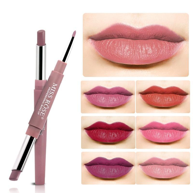 Matte Waterproof Moisturizing Lipsticks