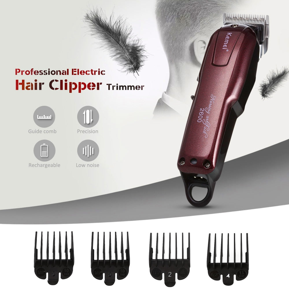 Electric Hair Trimmer - Beard Razor