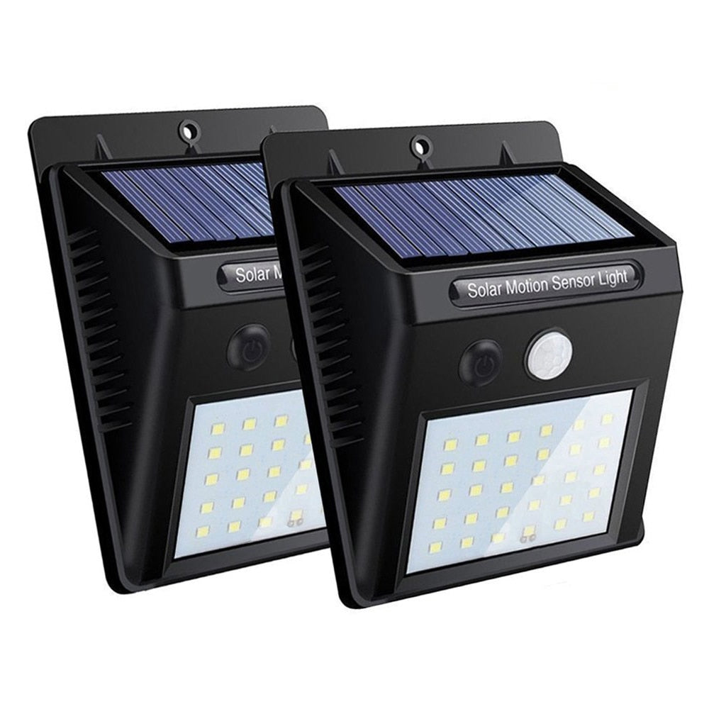 Garden LED Solar Lamp Motion Sensor