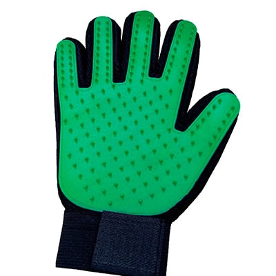 Silicone Dog Pet Brush Glove