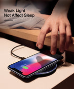 Wireless Charger For Samsung iPhone X