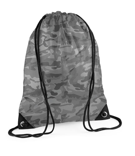 Artic Jungle Camo PE Bag