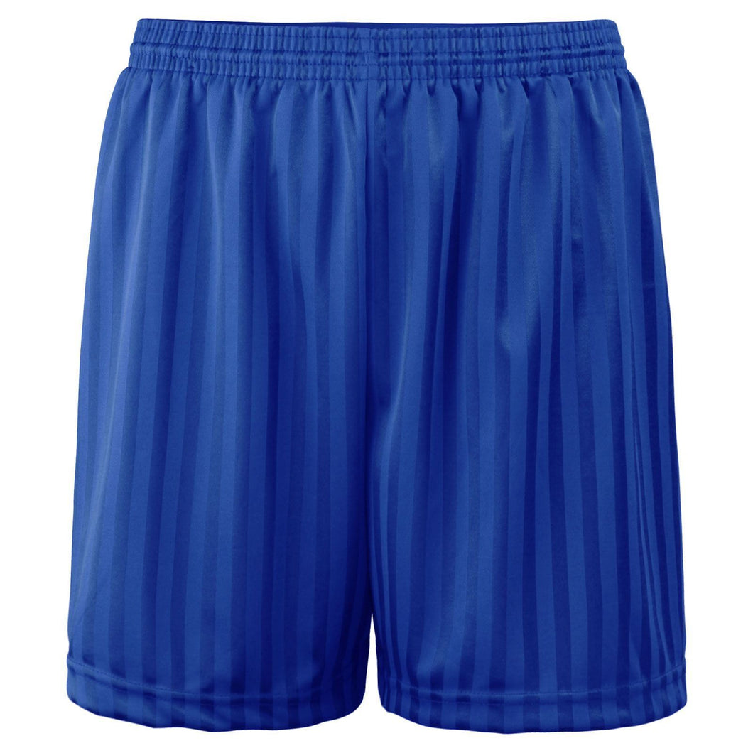 Royal Blue PE Shorts