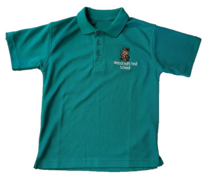 Woodcroft First School Polo