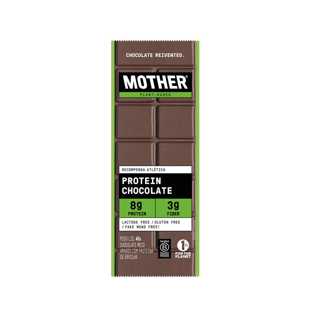 Barra de Chocolate Proteica - 40g