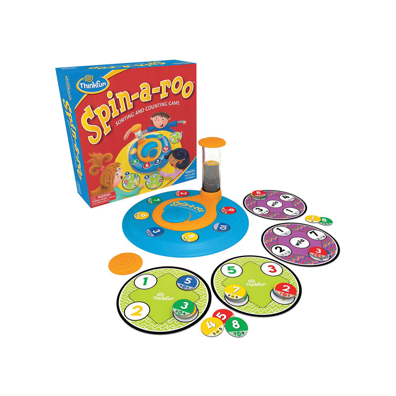 Spin a Roo Game