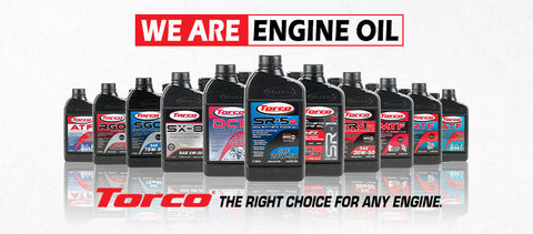 Torco Engine Oil