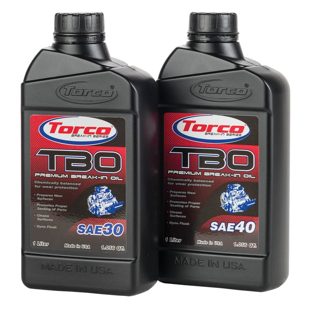 Torco TBO best Break-In Oil