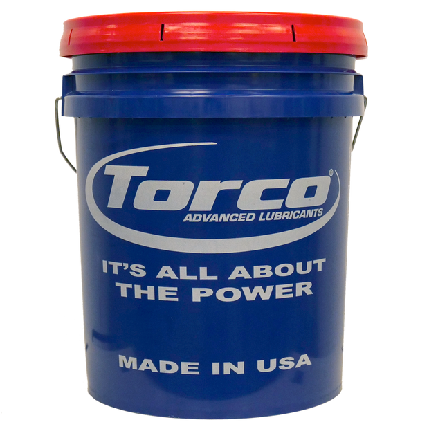 Torco TR-1R SAE 70 Racing Motor Oil - 5 Gallon