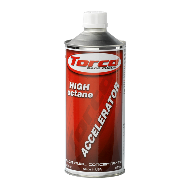 Torco Accelerator Race Fuel Concentrate, 32-oz.