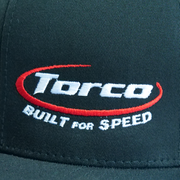 Torco FlexFit Hat - Black
