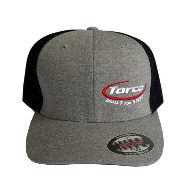 Torco FlexFit Hat - Grey