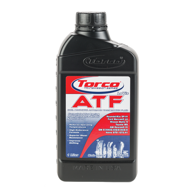 Torco LoVis Automatic Transmission Fluid ATF