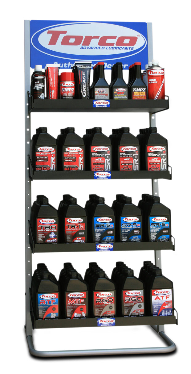 Torco Display Rack